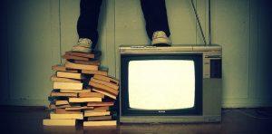 Telewizja czy książki?