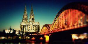 Zobacz Niemcy nagrane wtechnice timelapse