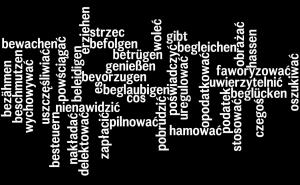 Czasowniki niemieckie występujące zbiernikiem
