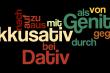 Rekcja czasownika niemiecki