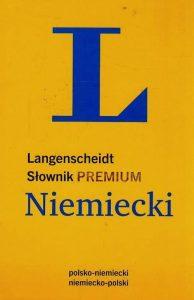 Słownik Premium Niemiecki pol-niem niem-pol