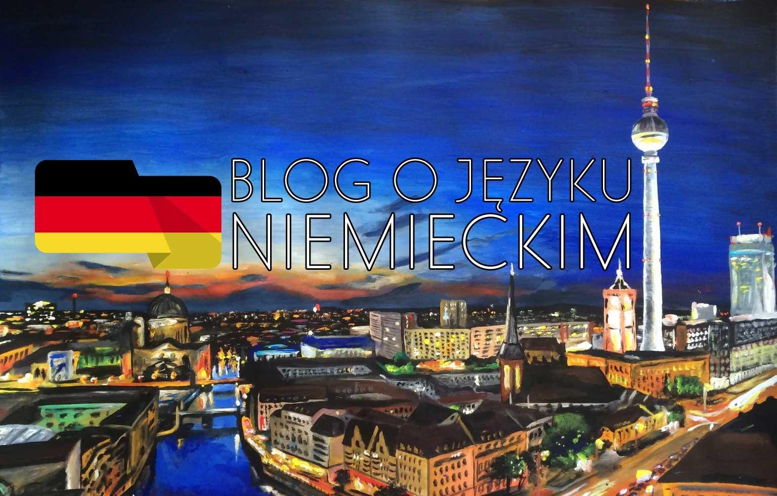 Pogotowie Blog O Języku Niemieckim