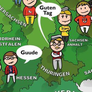 Niemieckie zwroty na powitanie i pożegnanie