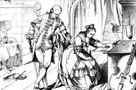 Luise und Ferdinands Liebe im Drama von Friedrich Schiller