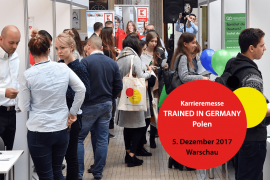 Trained in GermanY 2017