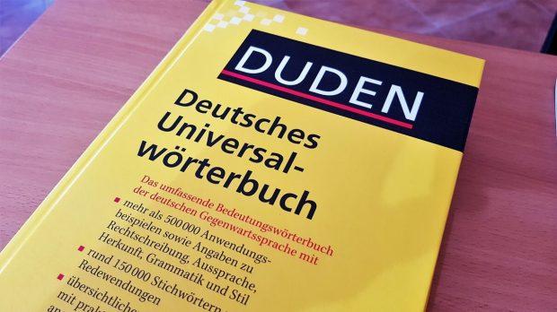 DUDEN Deutsches Universalwörterbuch