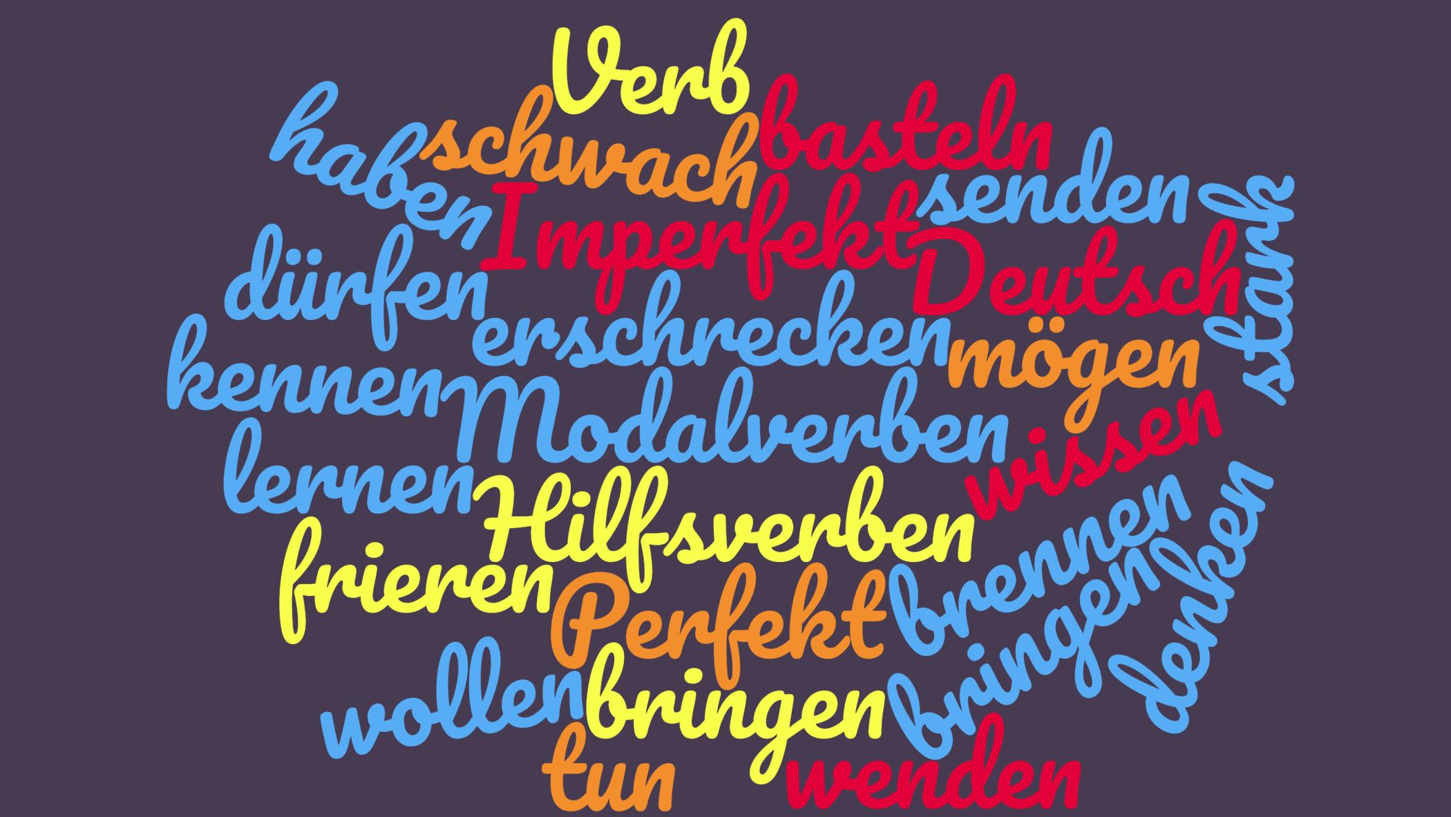 odmiana czasownika niemiecki