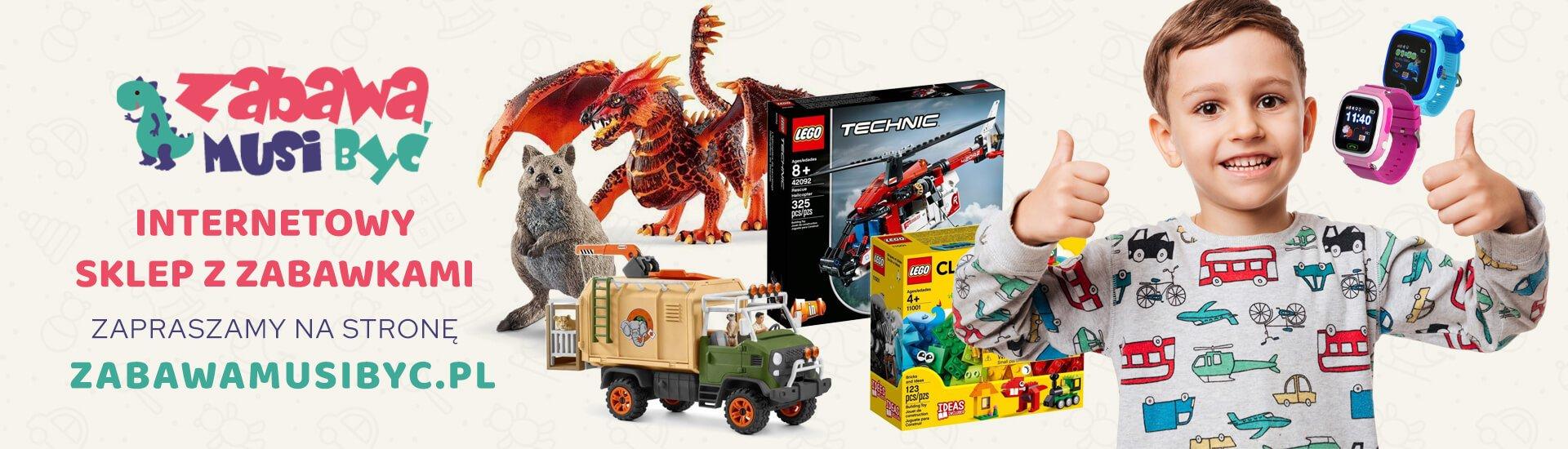 Inyternetowy sklep z zabawkami