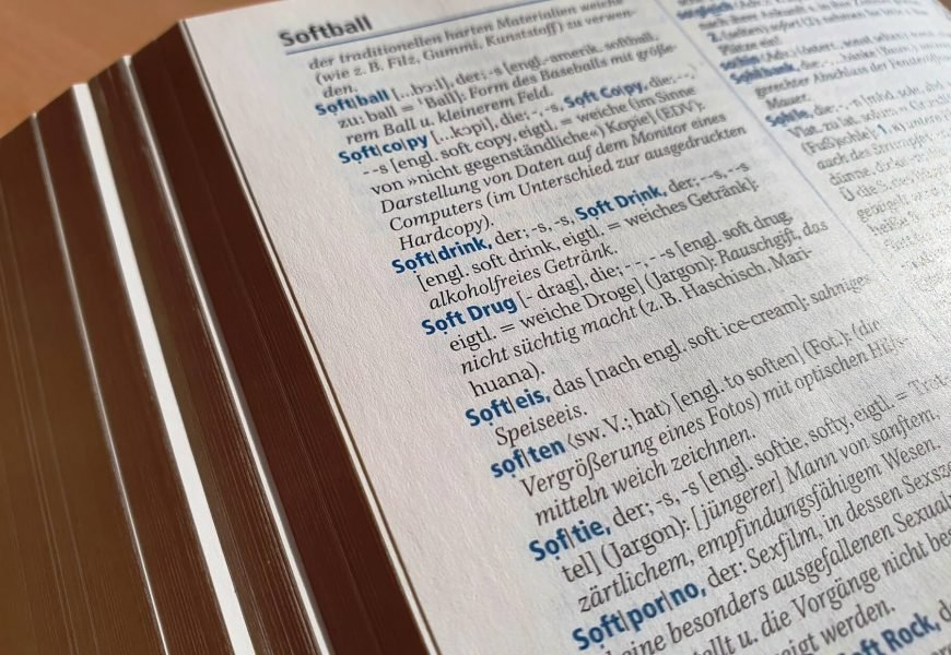 Anglicyzmy i zapożyczenia w języku niemieckim. Więcej szkody czy pożytku?